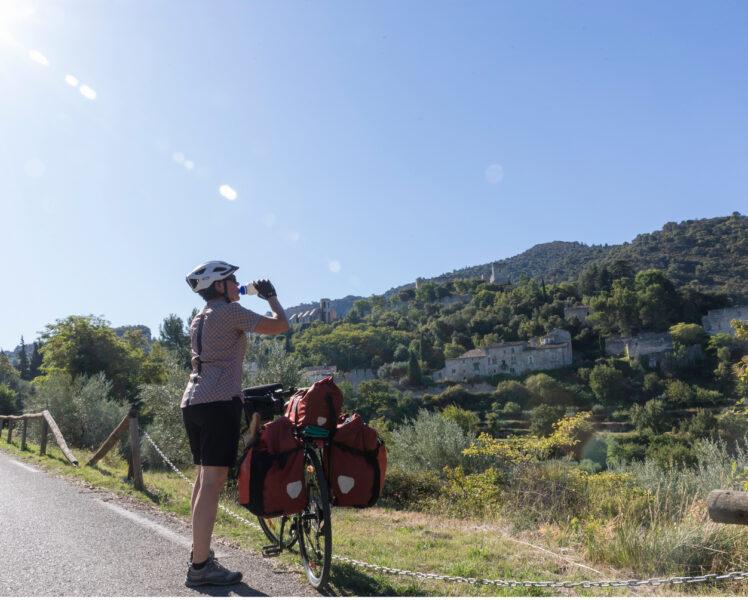 Roaming Vaucluse: a bike tour of Gordes