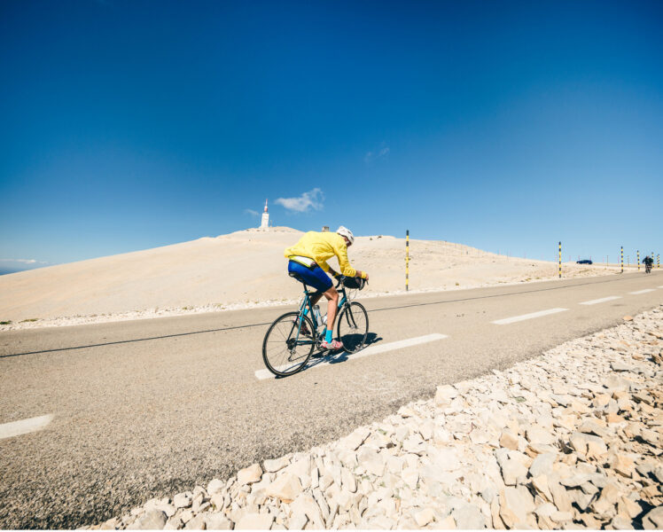Top of Mont Ventoux closed for redevelopment works