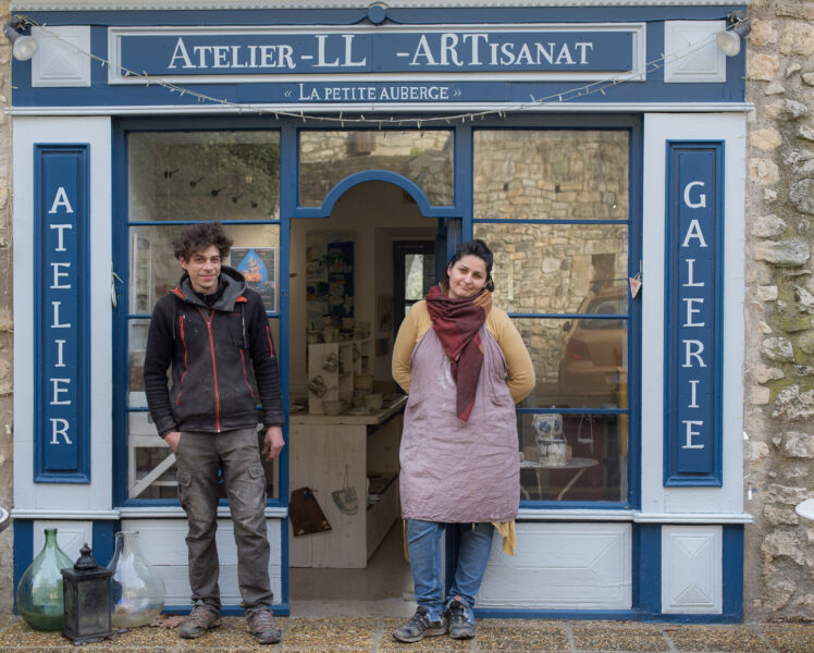 Meeting artisans from the Ventoux area
