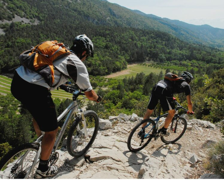 New for mountain-biking enthusiasts